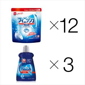 洗剤+リンス 特別パックC