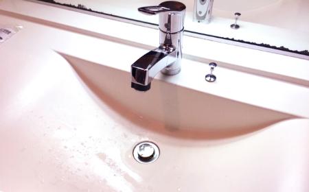 洗面台 ボウル交換