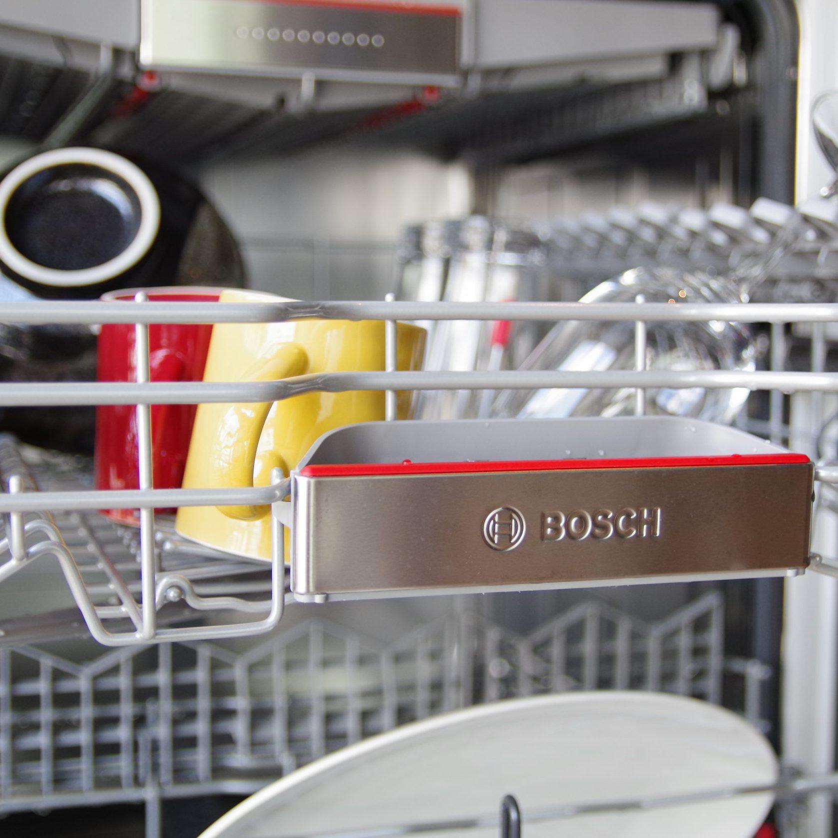 Boschの食器洗い機