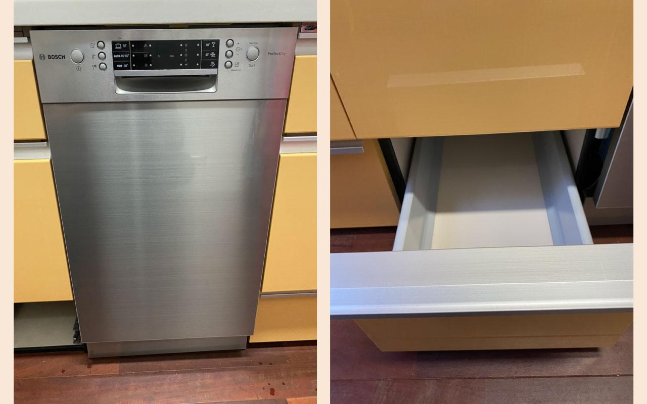 Y様邸_Bosch食洗機設置