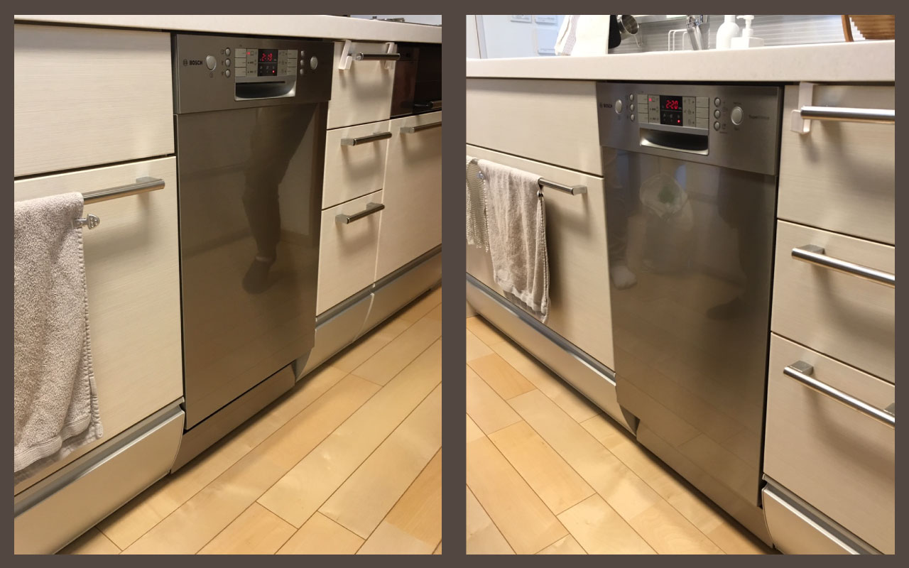 T様邸_Bosch食洗機